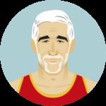Jugones en un tweet. 45 leyendas olímpicas de Juanma Iturriaga y Yogur de Fresa